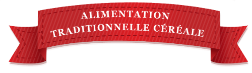 Label Alimentation traditionnelle céréale